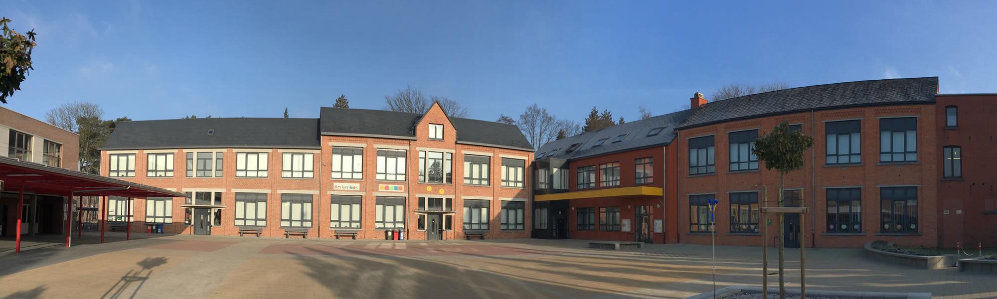 Gebouw Vrije Lagere School Berkenbos